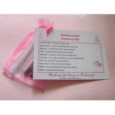 Isolation Gift Personalised Missing You Survival Kit